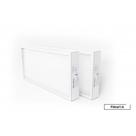DOMEKT R 400 H FILTRŲ KOMPLEKTAS 410X200X46 F7