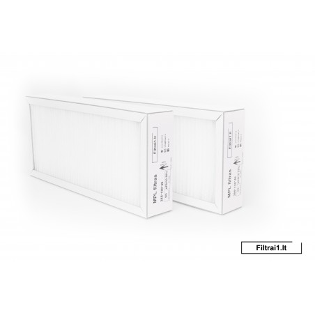DOMEKT R 200 VFILTRŲ KOMPLEKTAS 285X130X46 M5