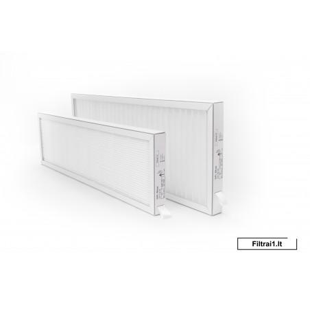 Smarty 3X V FILTRŲ KOMPLEKTAS 475X134X25 + 475X180X25 F7