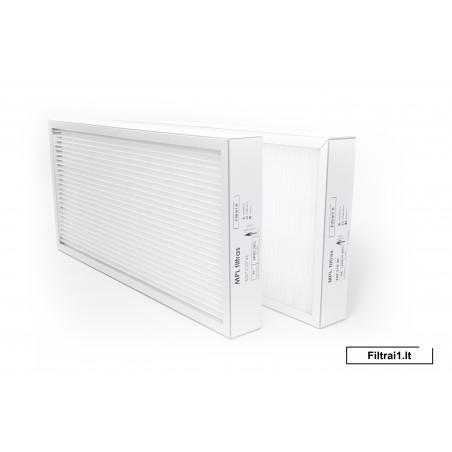 DOMEKT R 400 V FILTRŲ KOMPLEKTAS 428x231x46 F7
